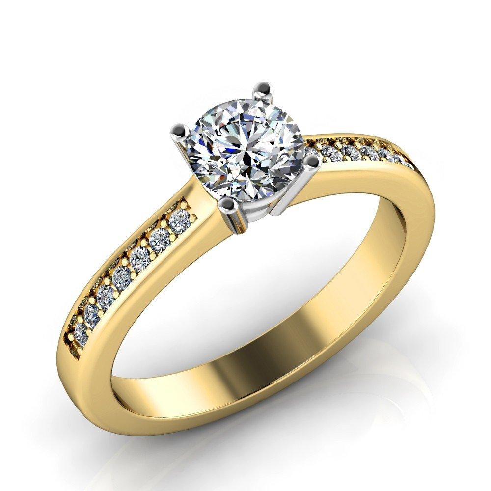 Verlobungsring-VR05-585er-Gelb-Weißgold-5240