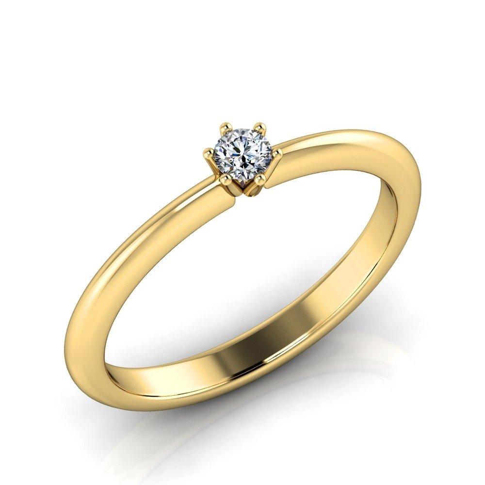 Verlobungsring-VR01-333er-Gelbgold-3310