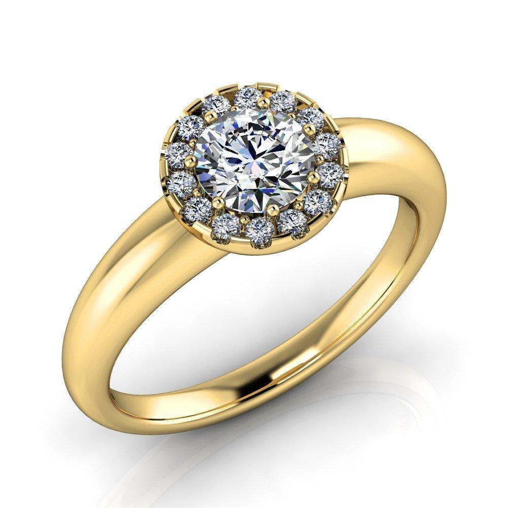 Verlobungsring-VR15-333er-Gelbgold-5990